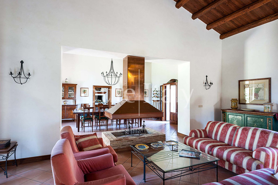 Holiday villas with pool, southeast of Sicily | Pure Italy - 25