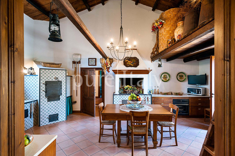 Holiday villas with pool, southeast of Sicily | Pure Italy - 29