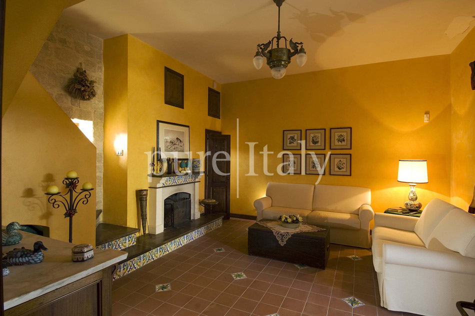 Holiday villas with pool, southeast of Sicily | Pure Italy - 32
