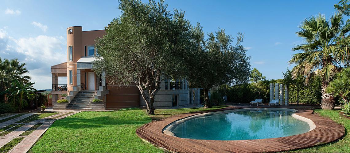 Vendicari Strandvilla mit Pool zur Miete in San Lorenzo Sizilien  - 30