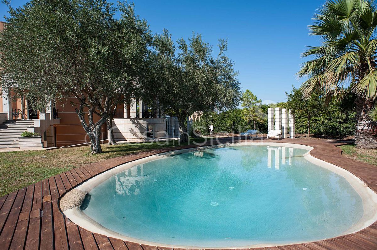 Vendicari Strandvilla mit Pool zur Miete in San Lorenzo Sizilien  - 2