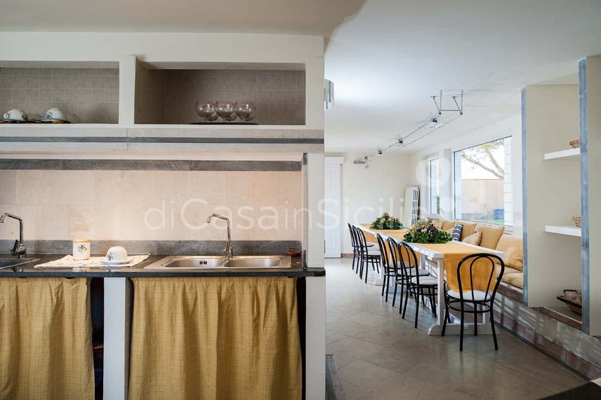 Vendicari Sicily Beach Villa with Pool for rent in San Lorenzo Sicily - 7