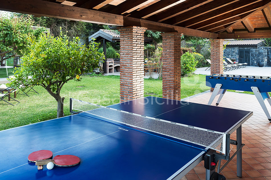 Viagrande Sicily Luxury Villa with Pool for rent on Mount Etna - 13