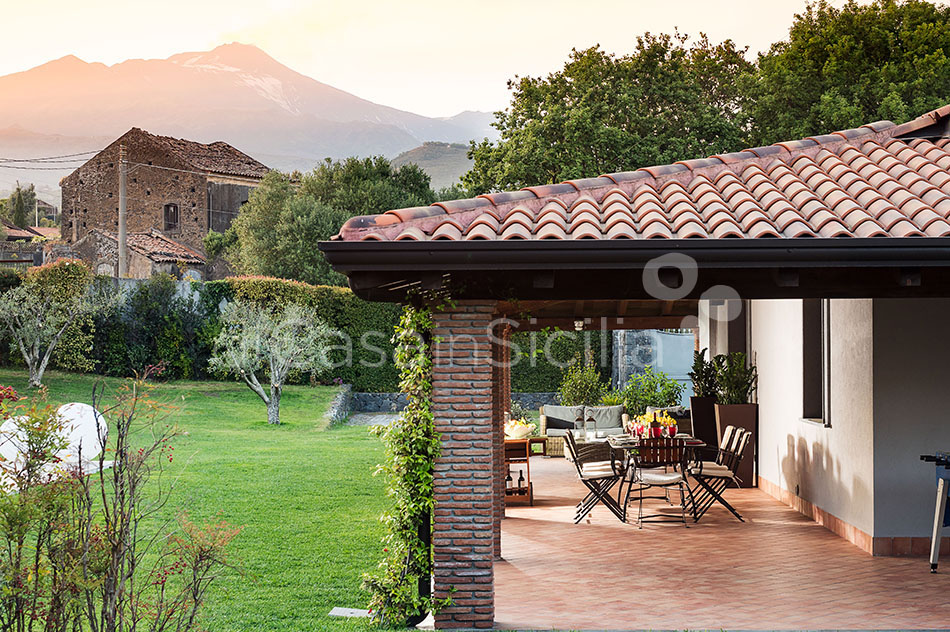 Viagrande Sicily Luxury Villa with Pool for rent on Mount Etna - 19