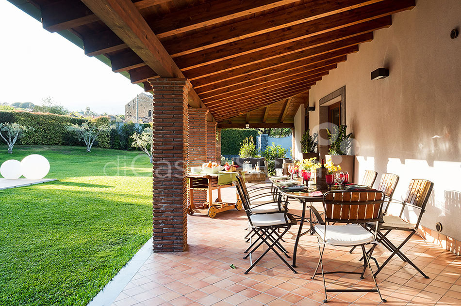 Viagrande Sicily Luxury Villa with Pool for rent on Mount Etna - 20