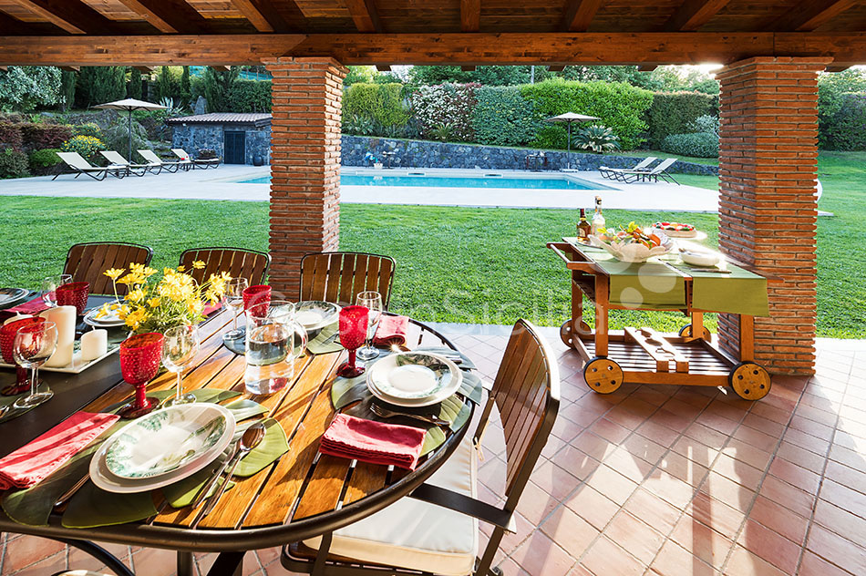 Viagrande Sicily Luxury Villa with Pool for rent on Mount Etna - 21
