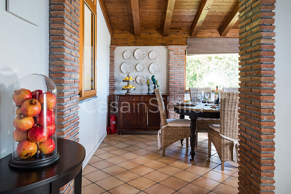 Viagrande Sicily Luxury Villa with Pool for rent on Mount Etna - 30