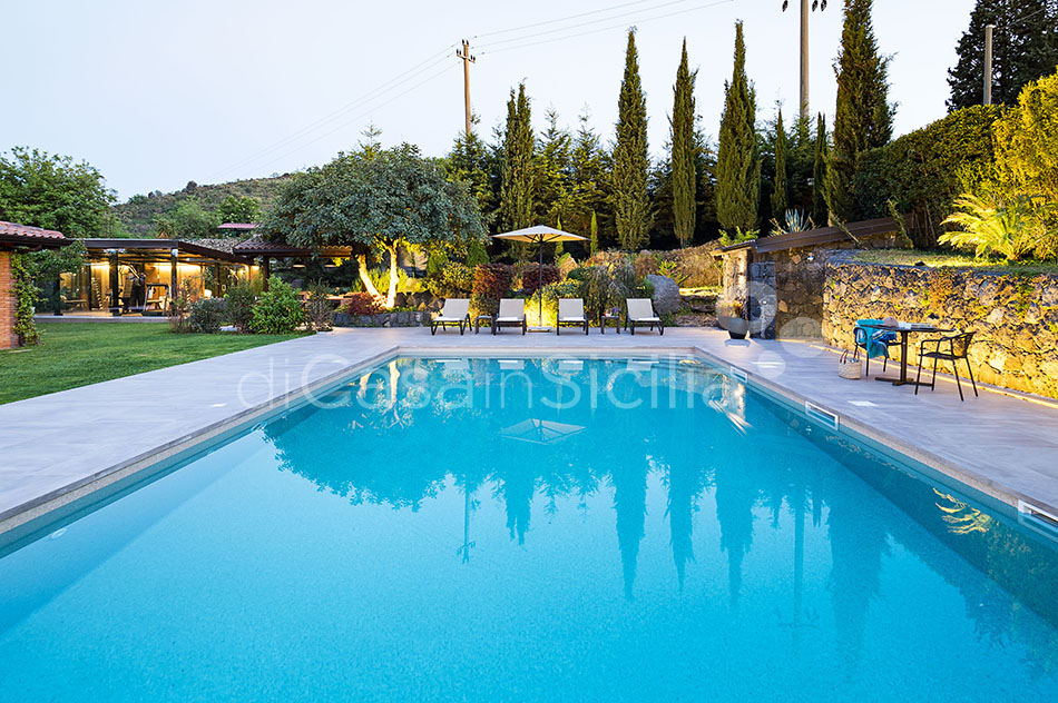 Viagrande Sicily Luxury Villa with Pool for rent on Mount Etna - 50