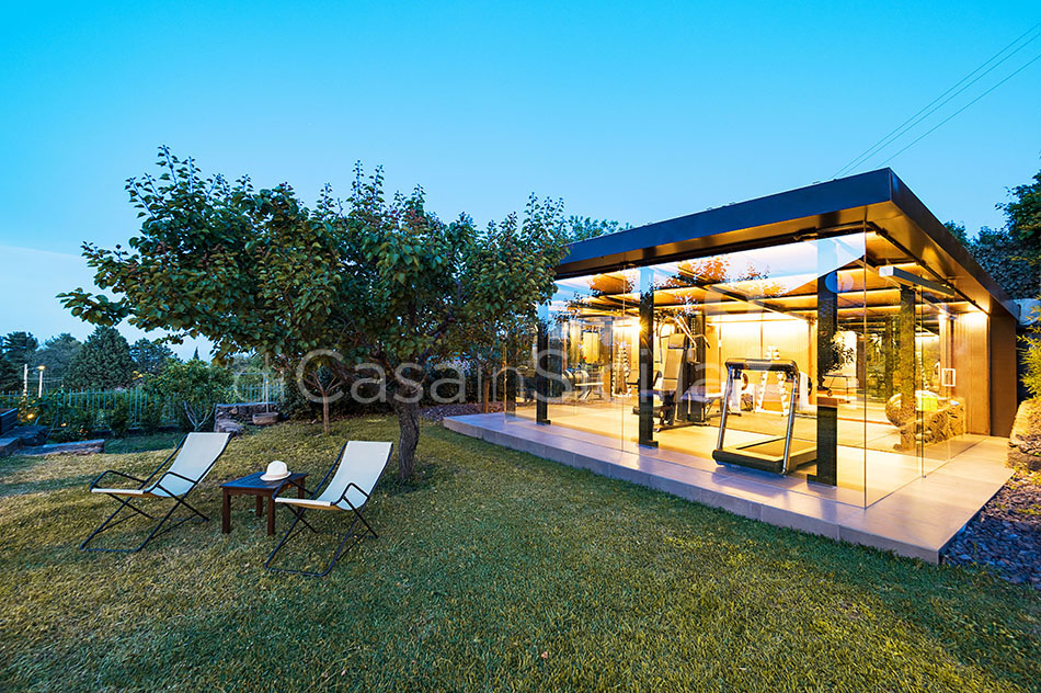 Viagrande Sicily Luxury Villa with Pool for rent on Mount Etna - 54