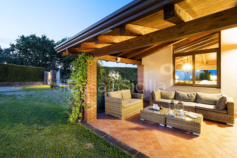 Viagrande Sicily Luxury Villa with Pool for rent on Mount Etna - 57
