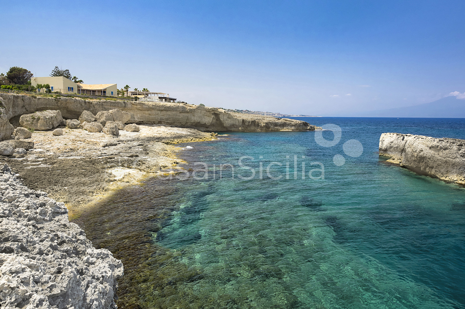 Villa Ala Seafront Villa with Pool for rent in Augusta Sicily - 42