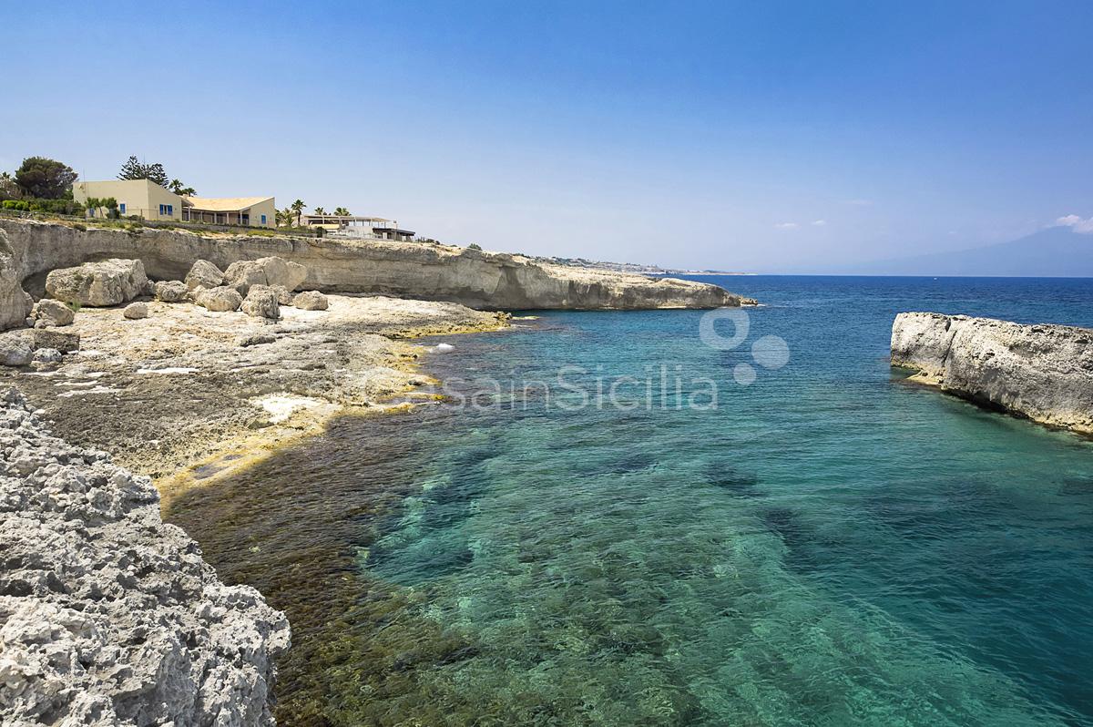 Villa Ala Villa Fronte Mare con Piscina in affitto Augusta Sicilia - 42