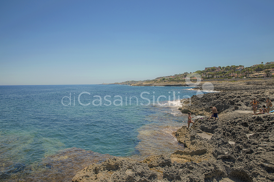 Villa Ala Seafront Villa with Pool for rent in Augusta Sicily - 43
