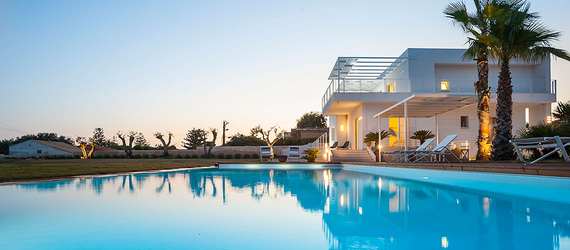 Blumarine Luxury Seafront Villa with Pool for rent near Modica Sicily - 44