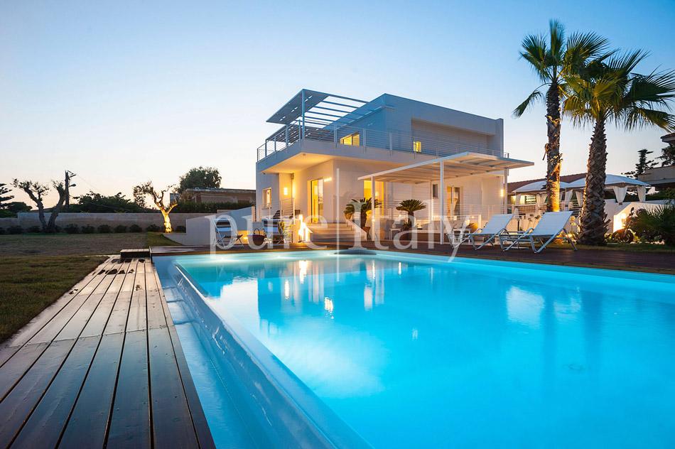 Strandvillen mit Sauna und Jacuzzi, Ragusa | PureItaly - 6