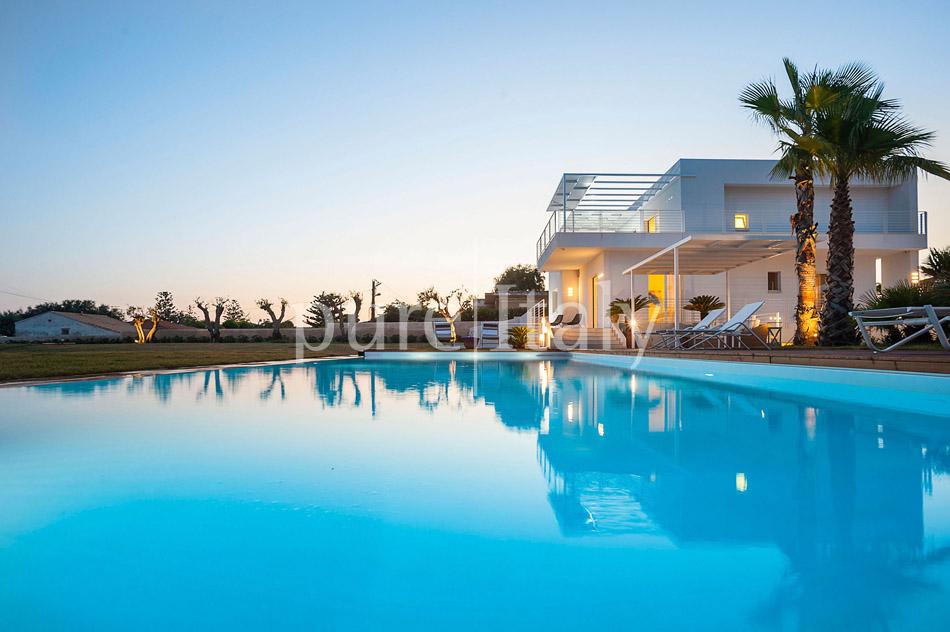 Strandvillen mit Sauna und Jacuzzi, Ragusa | PureItaly - 7