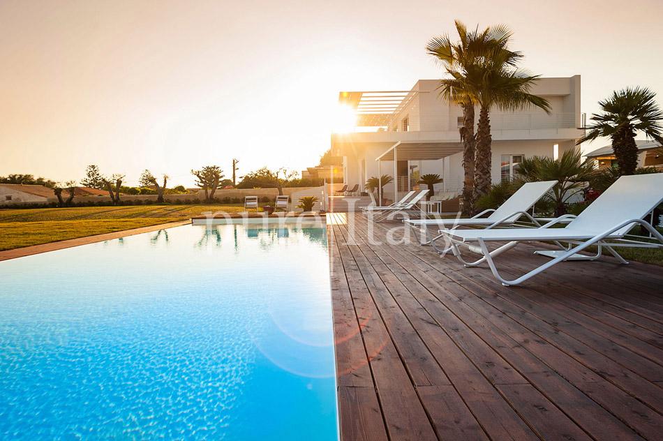 Strandvillen mit Sauna und Jacuzzi, Ragusa | PureItaly - 8