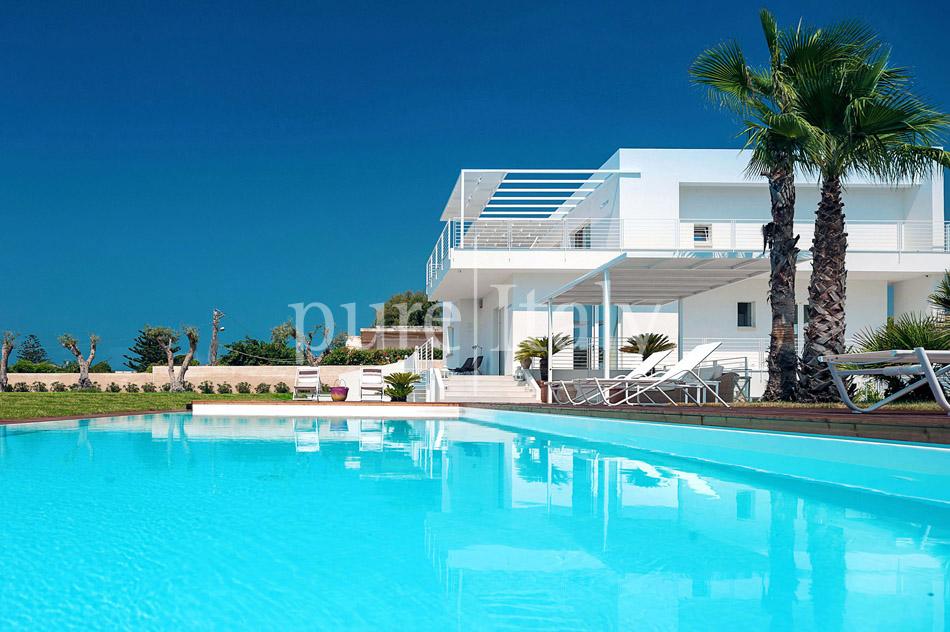 Strandvillen mit Sauna und Jacuzzi, Ragusa | PureItaly - 9