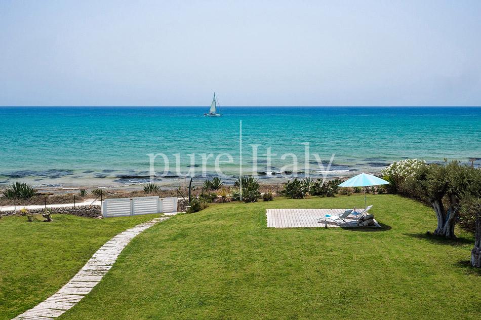 Strandvillen mit Sauna und Jacuzzi, Ragusa | PureItaly - 11