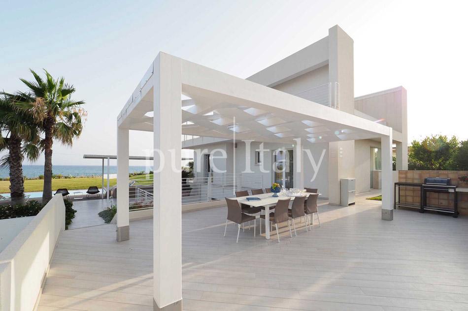 Strandvillen mit Sauna und Jacuzzi, Ragusa | PureItaly - 13