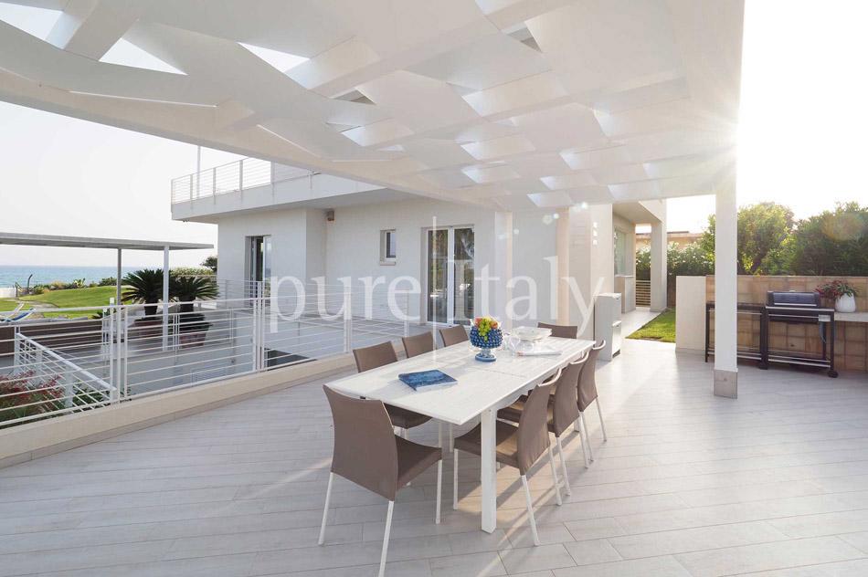 Strandvillen mit Sauna und Jacuzzi, Ragusa | PureItaly - 14