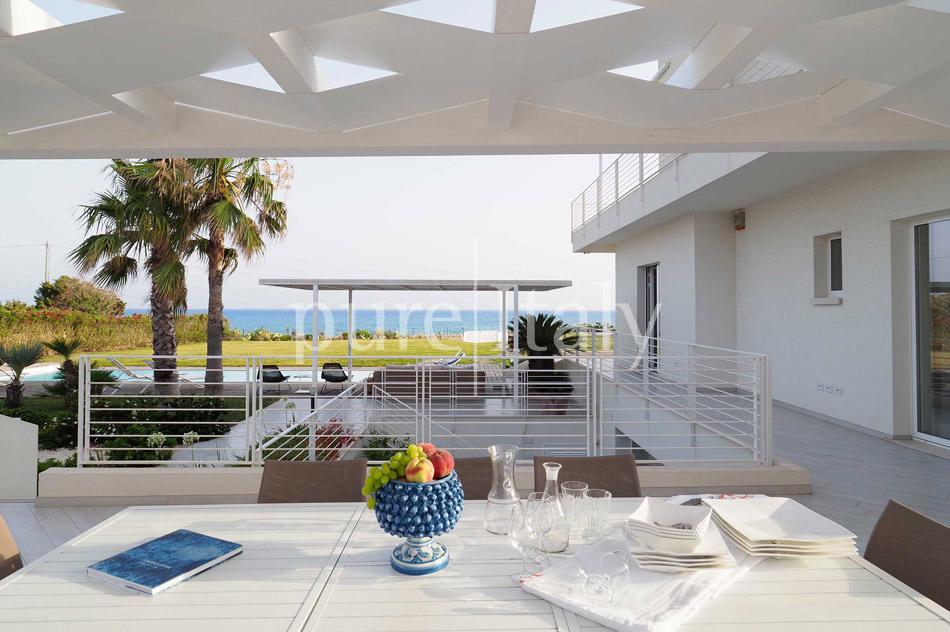 Strandvillen mit Sauna und Jacuzzi, Ragusa | PureItaly - 15