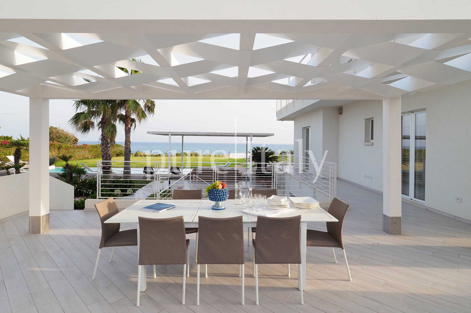Strandvillen mit Sauna und Jacuzzi, Ragusa | PureItaly - 16