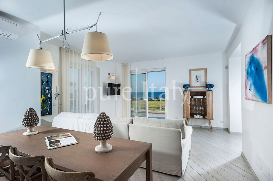 Strandvillen mit Sauna und Jacuzzi, Ragusa | PureItaly - 19