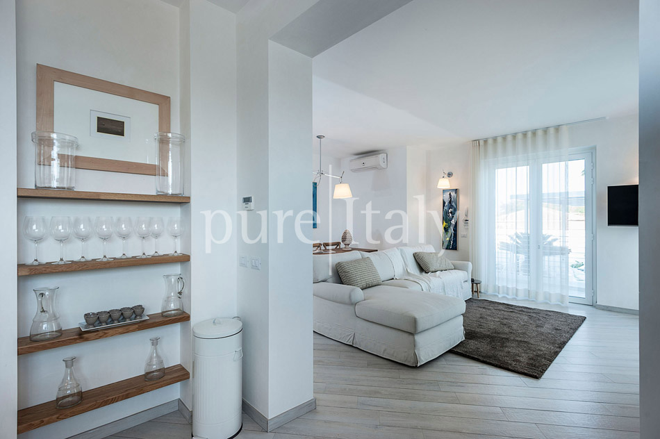 Strandvillen mit Sauna und Jacuzzi, Ragusa | PureItaly - 21
