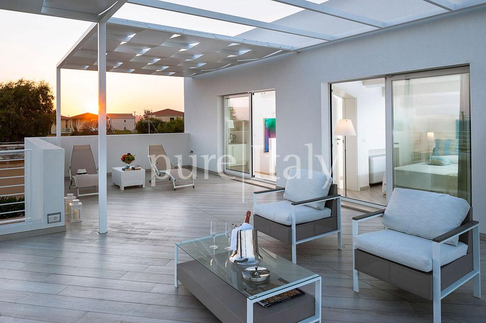 Strandvillen mit Sauna und Jacuzzi, Ragusa | PureItaly - 28
