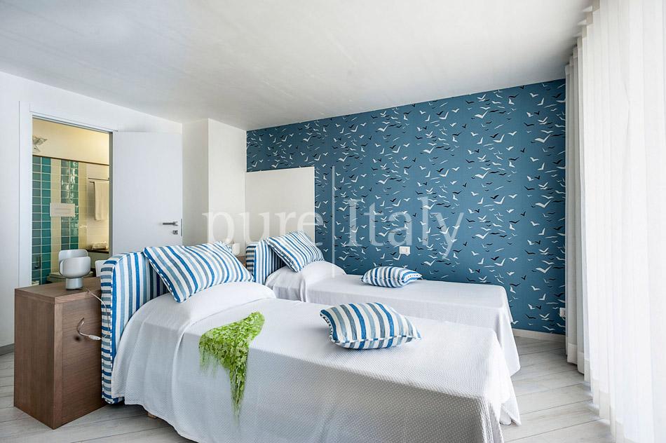 Strandvillen mit Sauna und Jacuzzi, Ragusa | PureItaly - 32