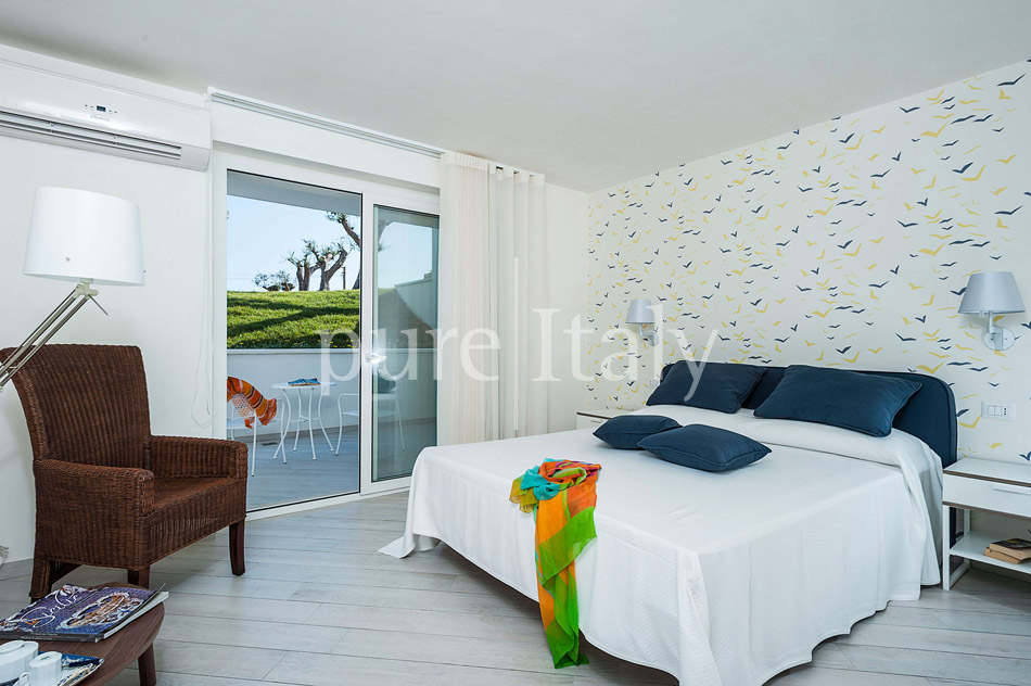 Strandvillen mit Sauna und Jacuzzi, Ragusa | PureItaly - 33