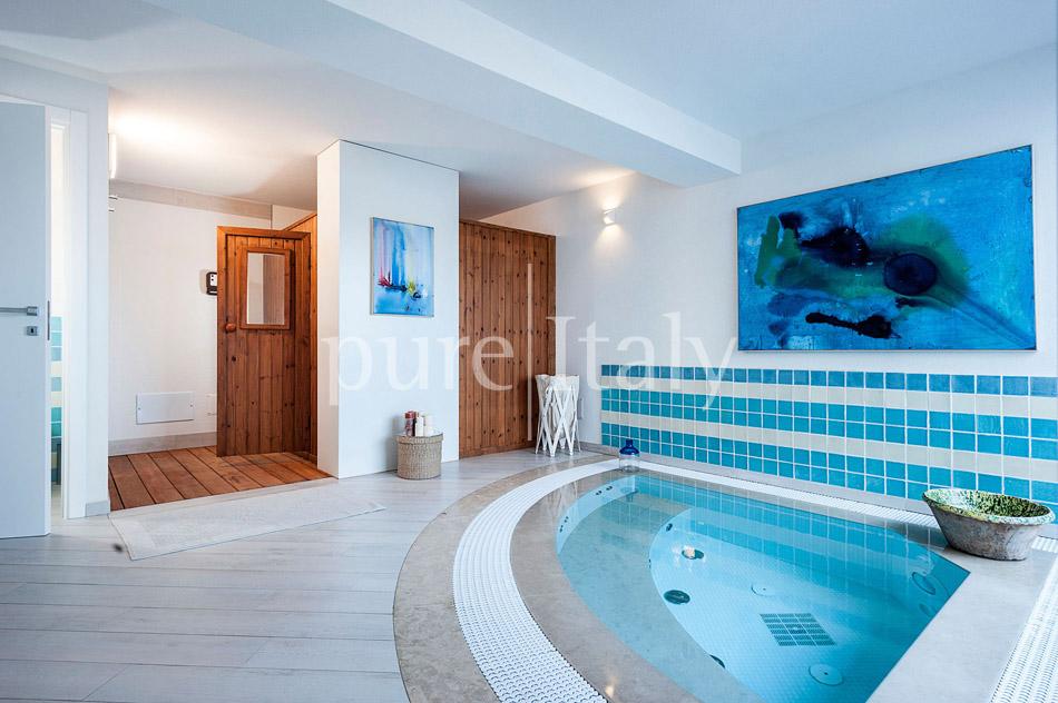 Strandvillen mit Sauna und Jacuzzi, Ragusa | PureItaly - 37