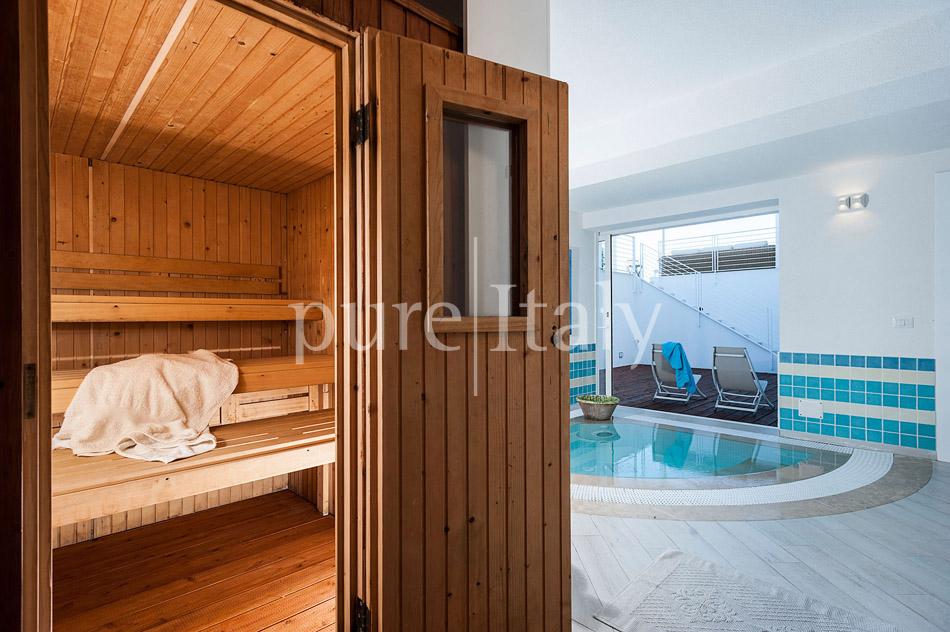 Strandvillen mit Sauna und Jacuzzi, Ragusa | PureItaly - 38