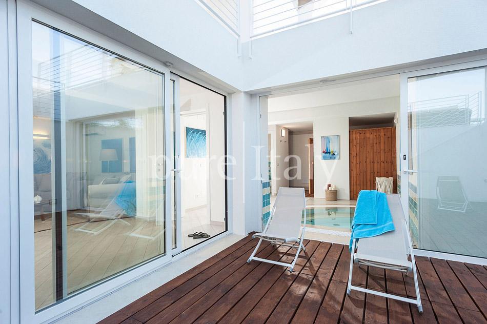 Strandvillen mit Sauna und Jacuzzi, Ragusa | PureItaly - 40