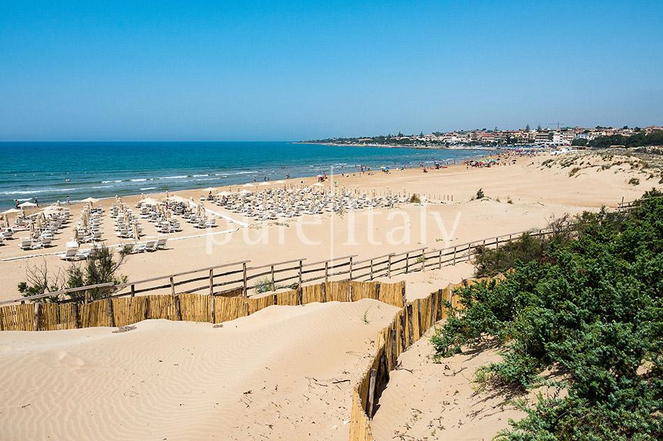 Strandvillen mit Sauna und Jacuzzi, Ragusa | PureItaly - 41