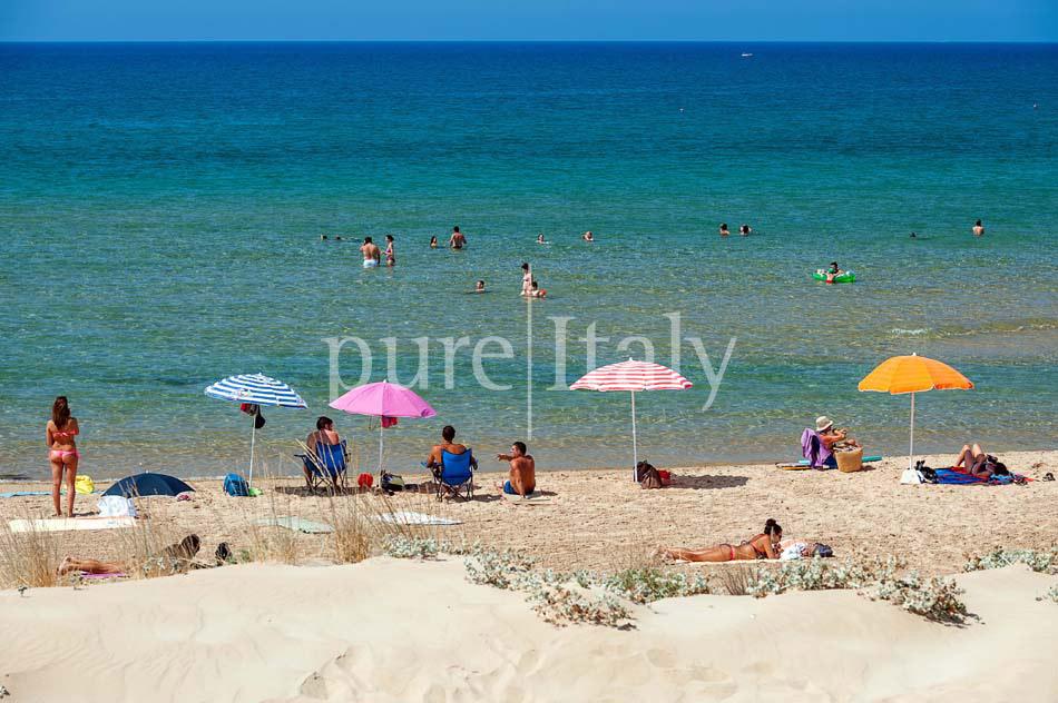 Strandvillen mit Sauna und Jacuzzi, Ragusa | PureItaly - 42