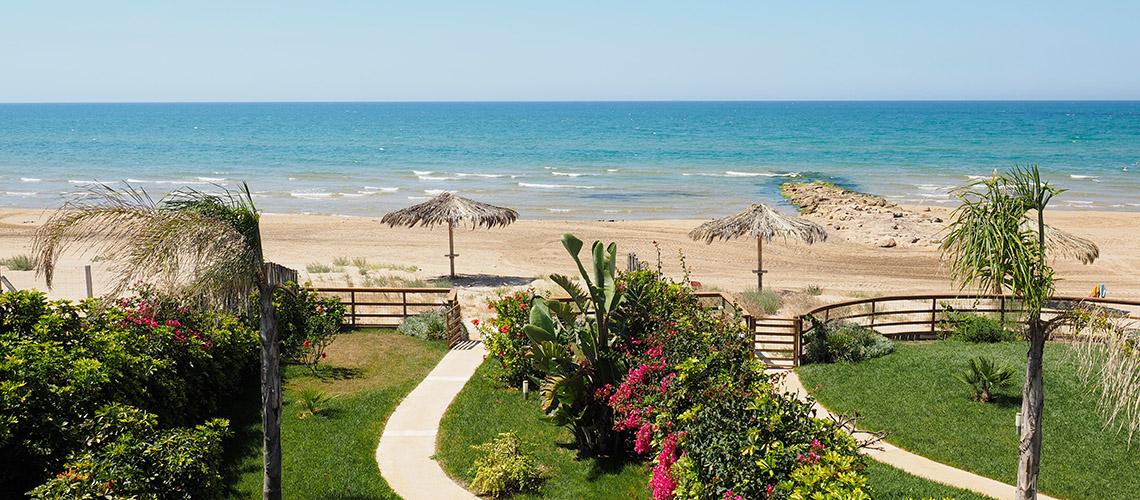 Villa Ariel Sicily Beach Villa Rental in Donnalucata Sicily - 0