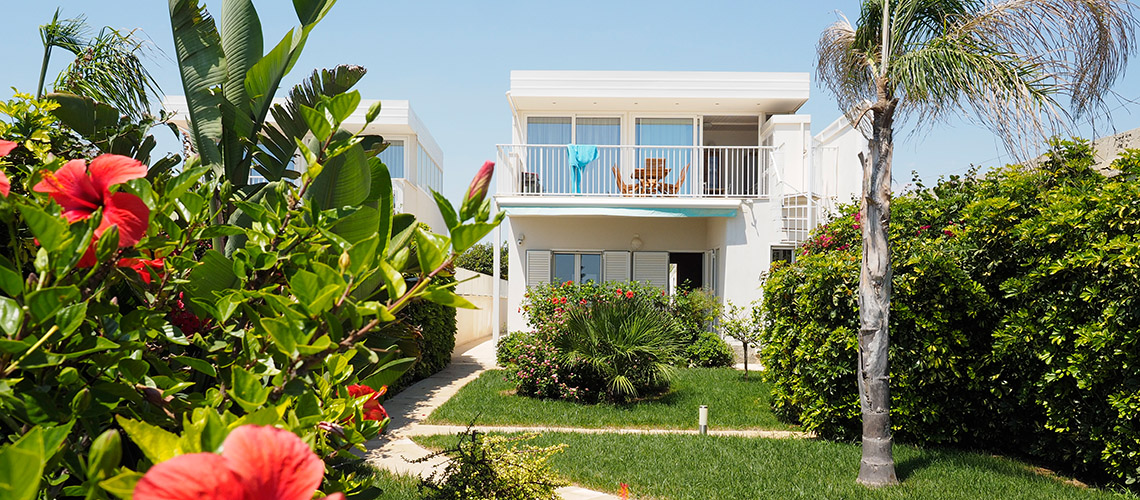Villa Ariel Sicily Beach Villa Rental in Donnalucata Sicily - 1