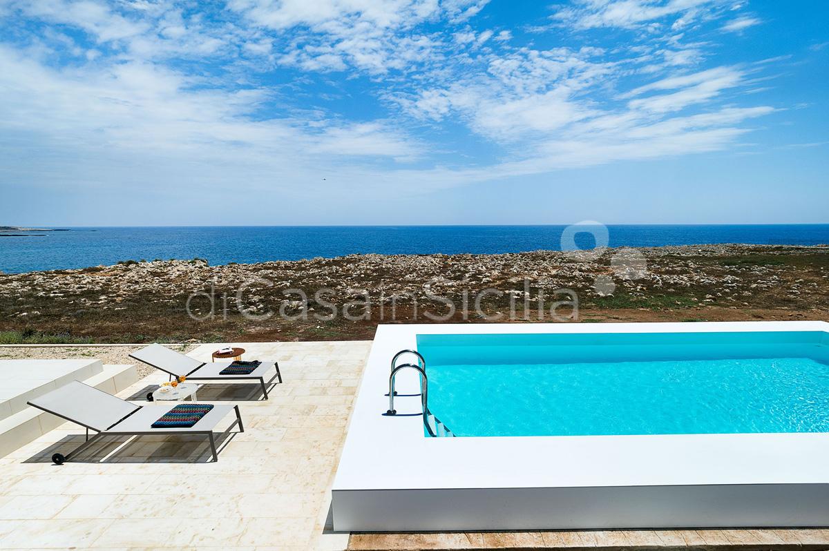 Villa Capo Passero Luxusvilla mit Pool direkt am Meer in Portopalo Sizilien - 4