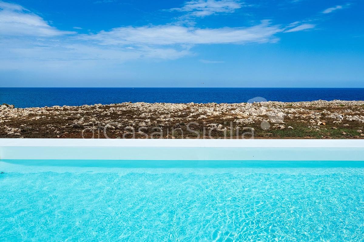 Villa Capo Passero Luxusvilla mit Pool direkt am Meer in Portopalo Sizilien - 5