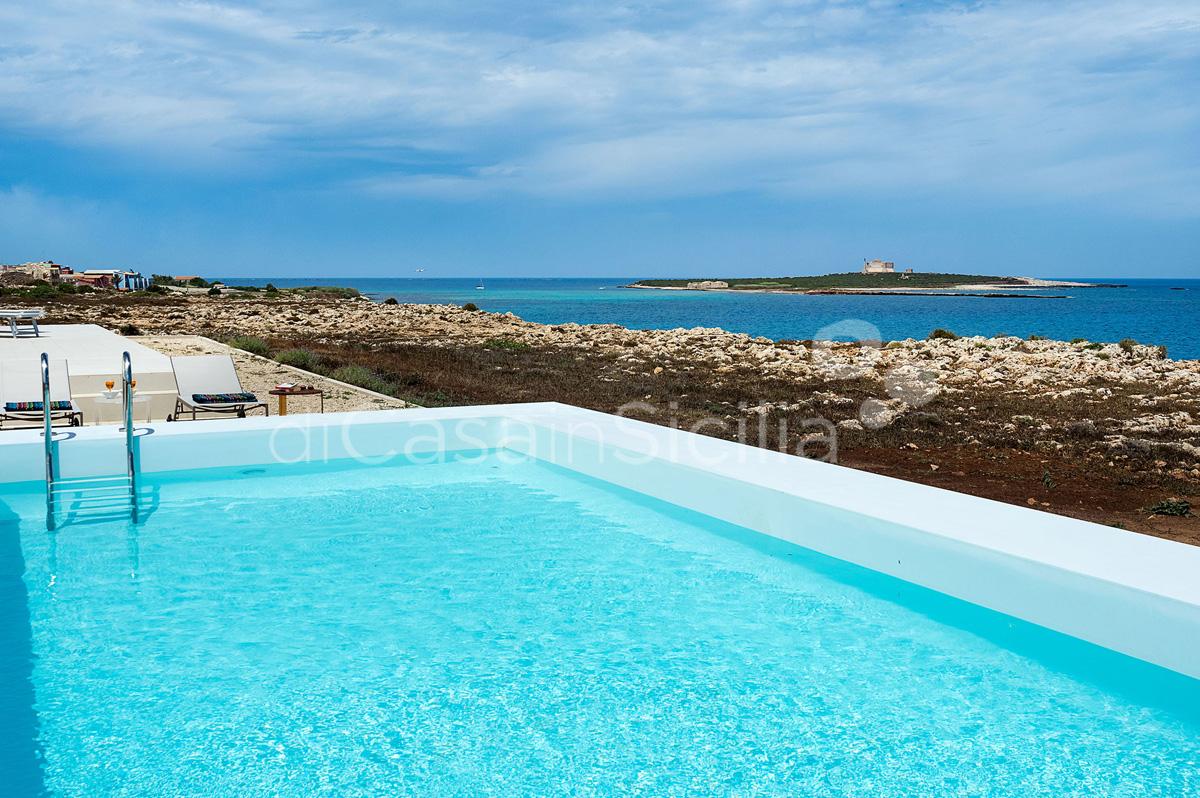 Villa Capo Passero Luxusvilla mit Pool direkt am Meer in Portopalo Sizilien - 6