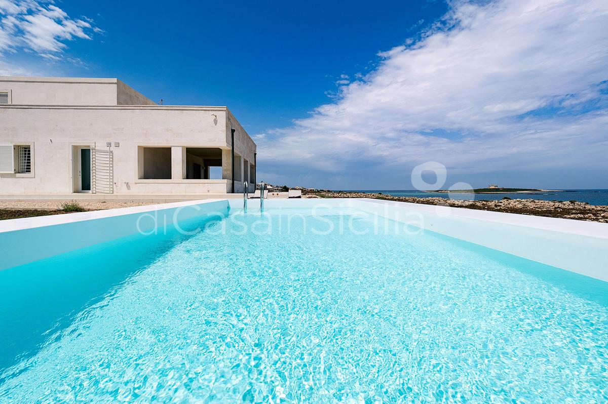 Villa Capo Passero Luxusvilla mit Pool direkt am Meer in Portopalo Sizilien - 7