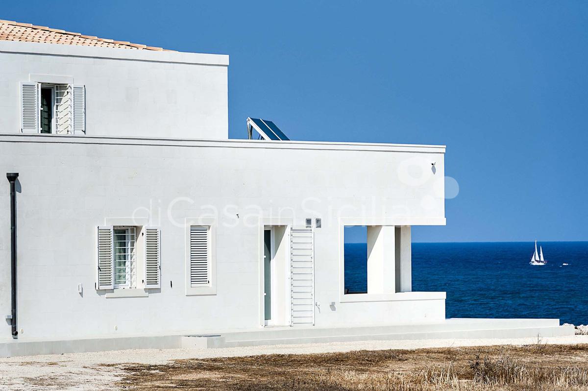 Villa Capo Passero Luxusvilla mit Pool direkt am Meer in Portopalo Sizilien - 9