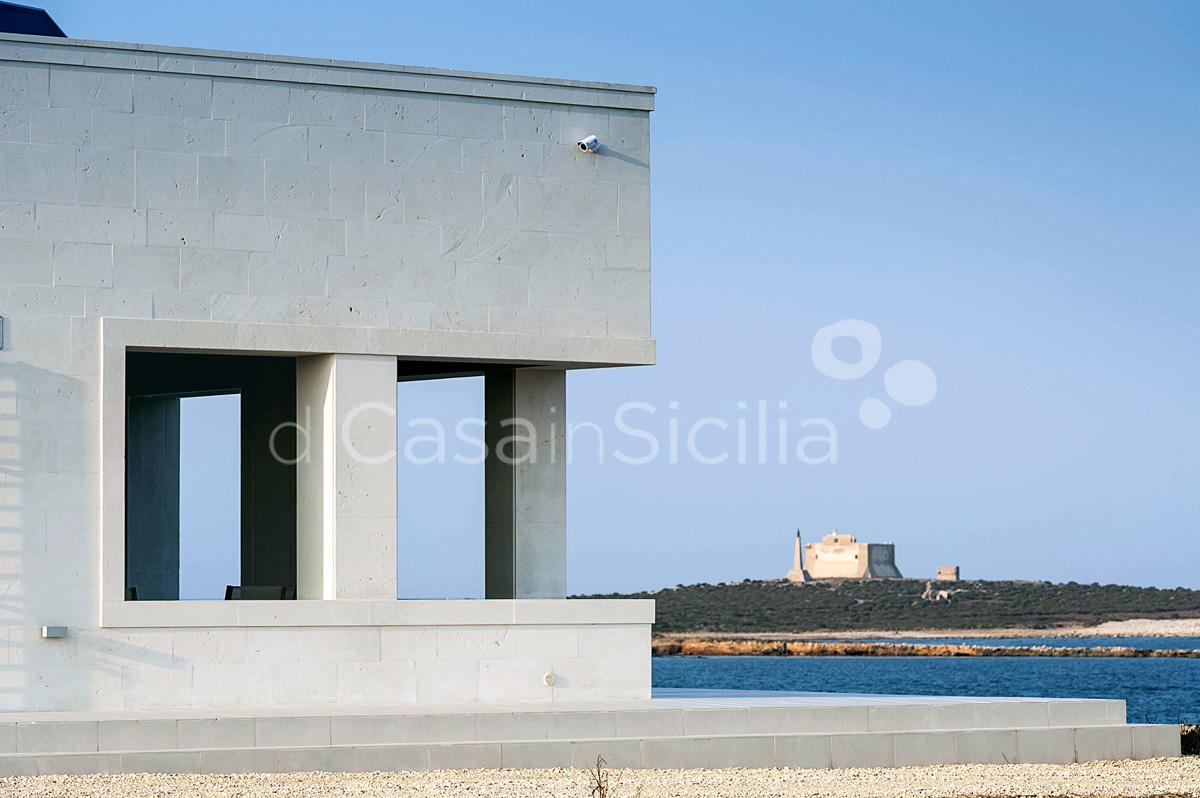 Villa Capo Passero Luxusvilla mit Pool direkt am Meer in Portopalo Sizilien - 10