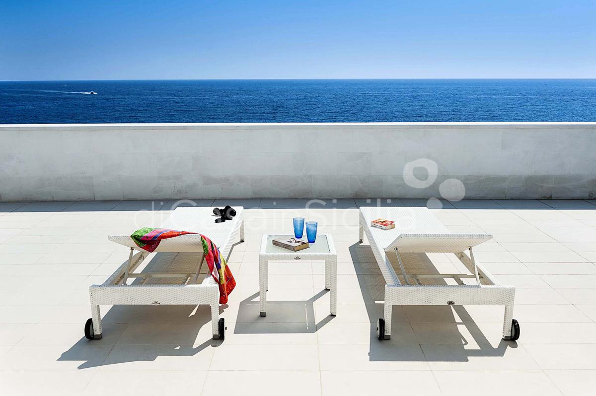 Villa Capo Passero Luxusvilla mit Pool direkt am Meer in Portopalo Sizilien - 13