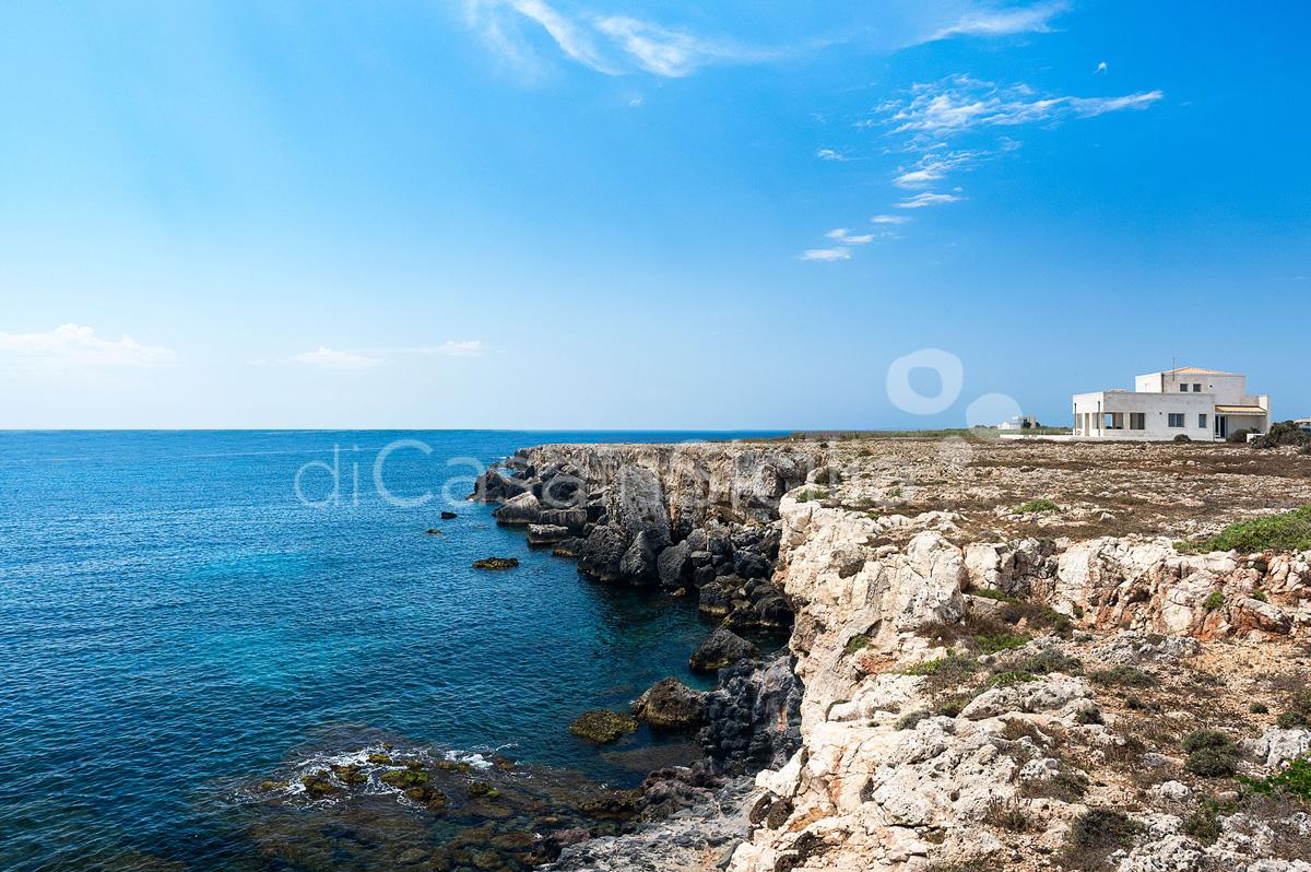 Villa Capo Passero Luxusvilla mit Pool direkt am Meer in Portopalo Sizilien - 15