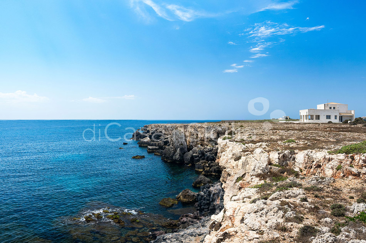 Capo Passero Вилла класса люкс на первой линии моря, Портопало, Сицилия  - 15