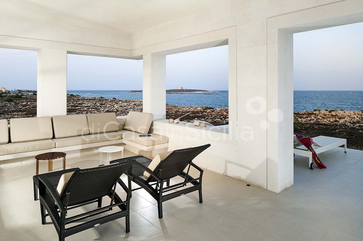 Villa Capo Passero Luxusvilla mit Pool direkt am Meer in Portopalo Sizilien - 16