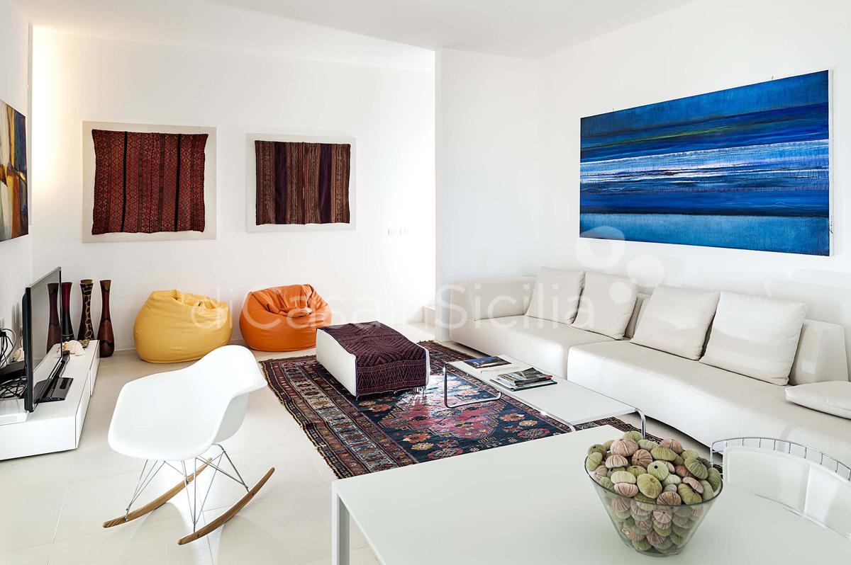 Villa Capo Passero Luxusvilla mit Pool direkt am Meer in Portopalo Sizilien - 20